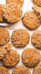 healthy carrot cake oatmeal breakfast cookies amy u0027s healthy baking