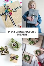14 diy gift toppers to make shelterness