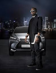 lexus nx hybrid song will i am to create special edition lexus nx autoevolution