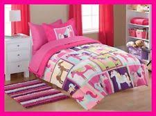 Girls Horse Themed Bedding by Girls Horse Bedding Ebay