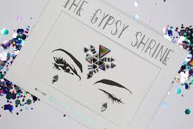 gems midnight aura face jewels face gems u2014 the gypsy shrine