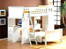 Bunk Bed With A Desk Bunk Bed And Desk Below With Office Underneath Top Loft Beds Desks