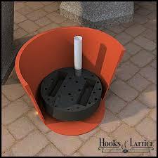self watering planters outdoor u0026 patio planters hooks u0026 lattice