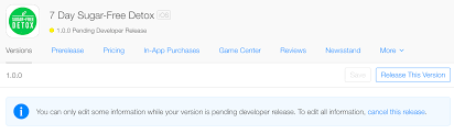 pending developer release and availability date u2013 what it all