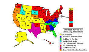 pa carry permit reciprocity map let s about guns well open and concealed carry at least