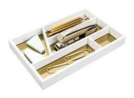 gold desk accessories target nate berkus office gallery
