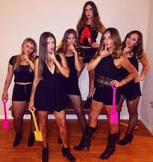Cutest Halloween Costumes Teens 25 Group Costumes Ideas Group