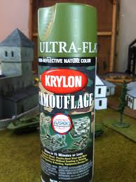 alternative spray colors krylon woodland light green wwpd