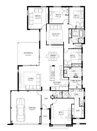 one home floor plans one storey floor plan e open floor plans affordable home