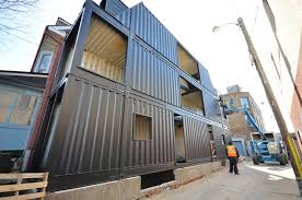 Shipping Container Housing  Storstac
