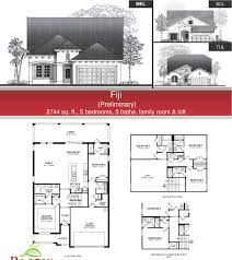 Florida Homes Floor Plans by West Haven Fiji Model And Floor Plan In Davenport Fl Beazer