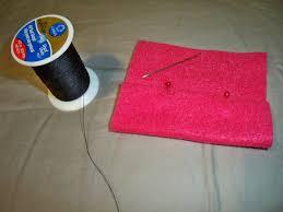 How To Do Blind Hem Stitch By Hand Hand Sewing Basic Slip Stitch Blind Stitch 3 Steps