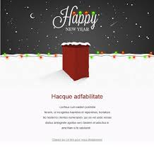 26 free and personalized newsletter templates for christmas