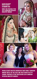 best makeup schools top makeup school graduate canadian wedding industry