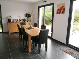 cuisine salle à manger salon salon idee cher et mur peinture cuir etagere decoration concerne