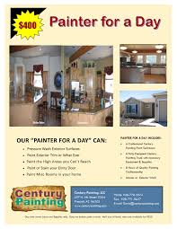 century painting residential and commercial paint contractor