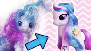 pony hair how to fix my pony hair soft and shiny manes lps
