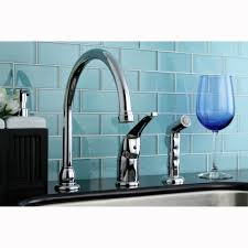 kingston brass kitchen faucets kingston brass chrome kitchen faucet silver kitchen faucets