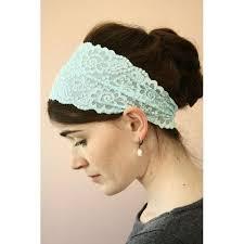 lace headbands pin by sára zaszlavik on crafts lace lace
