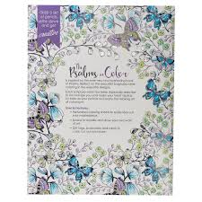 coloring book psalms color christian art gifts
