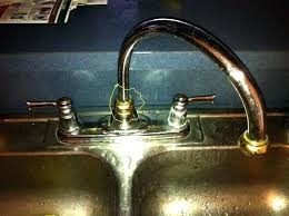 how do you fix a leaky kitchen faucet how to fix a leaky moen kitchen faucet thamtubaoan club
