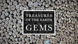 nova official website treasures of the earth gems