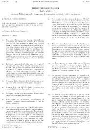 si e conseil europ n n 3042 rapport d information de m thierry mariani déposé par la