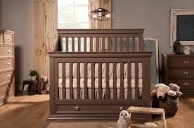 italian white crib finishes on antique rustic baby furniture
