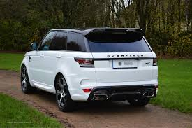 range rover sport price range rover sport overfinch adaptive vehicle solutions