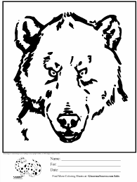 black bear coloring pages bear coloring page bear coloring pages printable for kids free