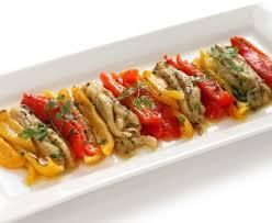 cuisiner le poivron poivron marinés vite fait recette de poivron marinés vite fait