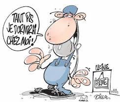 dessin humoristique travail bureau 1 mai fête travail premier mai humour dessin blague comique