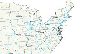 Interstate Map Interstate 73 Plans Slowly Moving Forward Wvtf