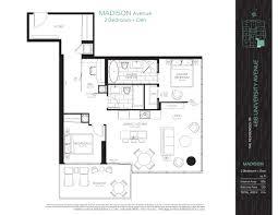 Quick Floor Plan The Residences Of 488 University Avenue Condos Talkcondo