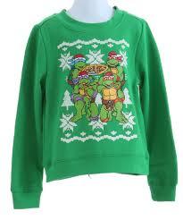 toddler boys tmnt sweater
