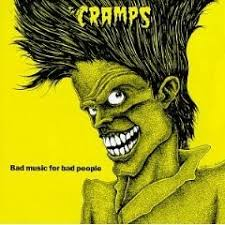 Cramps Lux Interior Grave News On Lux Interior Of The Cramps Feedback File