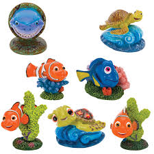 fish tank things to turn into ornaments for finding nemo tree