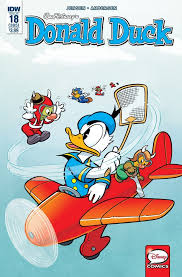 donald duck u2013 idw publishing