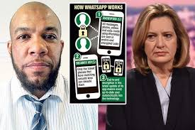Latest Cabinet Ministers 18 Cabinet Ministers Used Whatsapp Recently Including Amber Rudd
