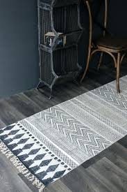 Chevron Runner Rug Bathroom Runners Cotton Rug And Mat Set Throw Rugs Runner Non Slip