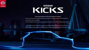 nissan kicks 2017 blue spec nissan kicks teased in exclusive website