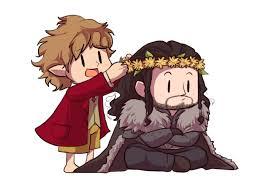 The Hobbit Kink Meme - th flower crown by keterok on deviantart