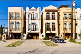 new townhomes for sale in houston tx at 1820 w 25th titan homes