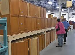 habitat for humanity kitchen cabinets building material bargains help for habitat at restore
