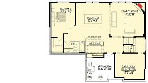 Storybook Floor Plans Storybook House Plan With 4 Car Garage 73343hs Architectural