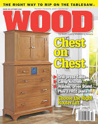 wood issue 242 october 2016 woodworking plan from wood magazine