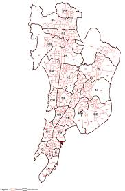 Mumbai Map New Wards Bmc List Of Wards In Mumbai Corporator Wards Of Mumbai