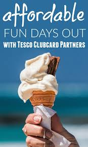 Affordable Fun Days Out With Tesco Clubcard Partners  Skint Dad
