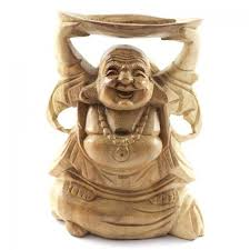 wooden laughing buddha statue 700x700 jpg
