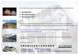 architektur homepage architekturbüro altmann